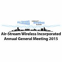 20151114 Air-Stream 2015 AGM
