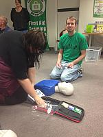 2014 First Aid Training
