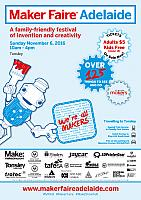 Maker Faire Adelaide 2016