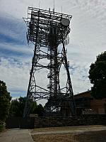 Massive Telstra Tower - Melbourne